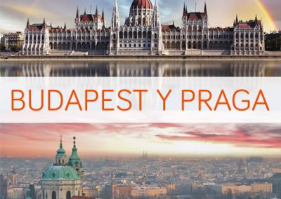 Oferta para viajar a Budapest y Praga, con The Pet Travel Club