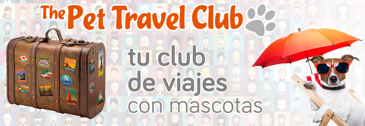 The pet travel club, tu agencia de viajes on-line pet-friendly