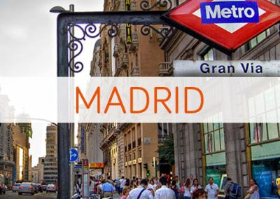 Sugerencia para viajar a Madrid, con The Pet Travel Club